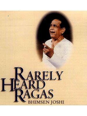 Rarely Heard Ragas (Audio CD)