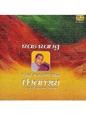 Ras Rang Thumri Songs of Love and Longing (Audio CD)