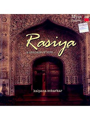 Rasiya…A Cascade Of Love (Audio CD)