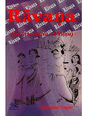 Ravana (An Attendant of Vishnu)