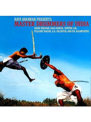 Ravi Shankar Presents: Master Drummers of India (Audio CD)