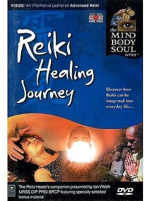 Reiki Healing Journey Discover how Reiki Can be Integrated into Everyday Life (DVD Video)