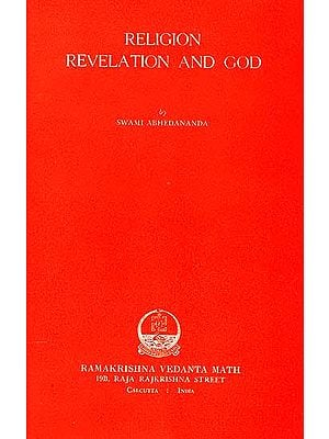 Religion Revelation And God