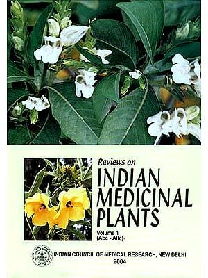Reviews on Indian Medicinal Plants: 4 Volumes