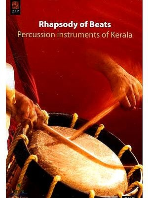 Rhapsody of Beats (Percussion Instruments of Kerala)  (DVD Video)