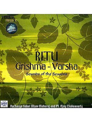 Ritu Grishma Varsha Sounds of the Seasons (Audio CD)