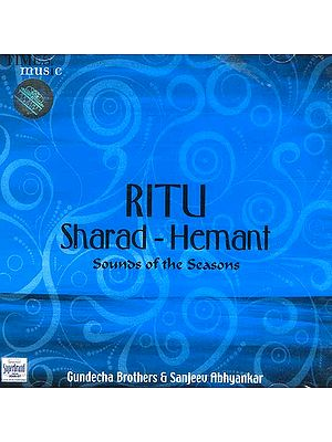 Ritu Sharad - Hemant Sounds of the Seasons (Audio CD)