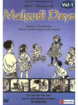 R.K. Narayan's Malgudi Days (DVD Video) In English Volume-1