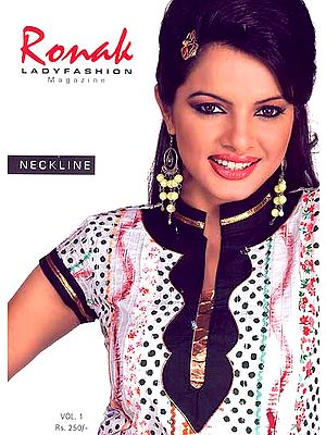 Ronak Lady Fashion Magazine (Necklines)