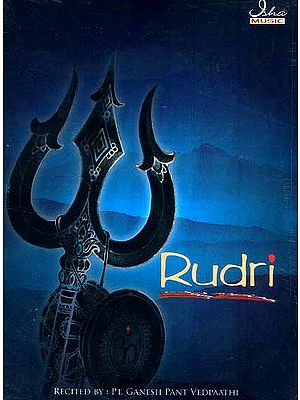 Rudri (Audio CD)