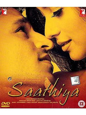 Saathiya (DVD): Hindi Film with English Subtitles