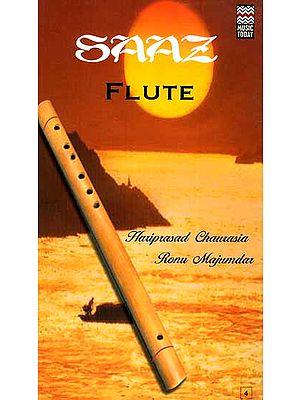 Saaz Flute (Audio CD)