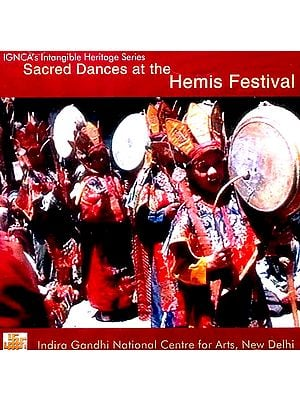 Sacred Dances at The Hemis Festival (DVD Video)