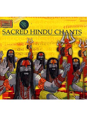 Sacred Hindu Chants (Audio CD)