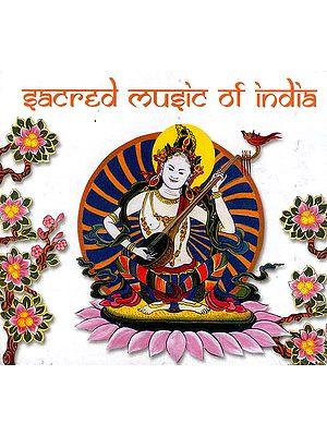 Sacred Music of India (Audio CD)