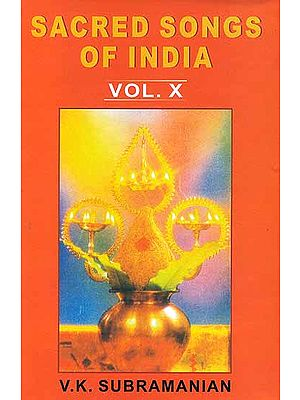 Sacred Songs of India (Vol. X)