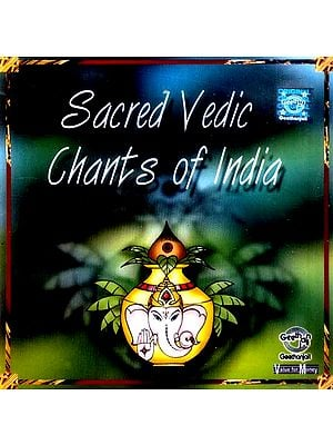 Sacred Vedic Chants Of India (Audio CD)
