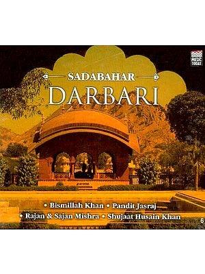 Sadabahar Darbari (Audio CD)