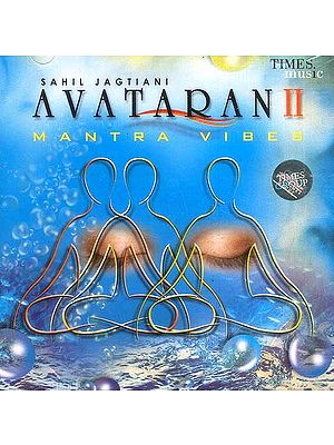 Avataran II Mantra Vibes (Audio CD)