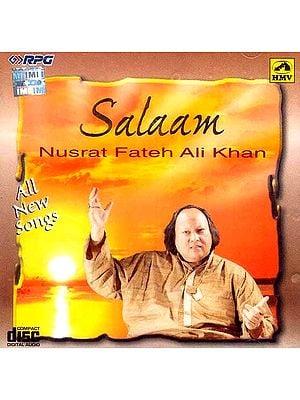 Salaam (All New Songs) (Audio CD)