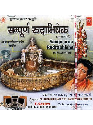Sampoorna Rudrabhishek (Ashtadhyayee) <br>(Audio CD)