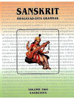 Sanskrit Bhagavad-Gita Grammar (Volume Two - Exercises)