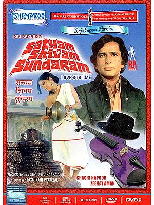 Truth, Purity and Beauty (Satyam Shivam Sundaram): Love Sublime Raj Kapoor Classics (Filmfare Award Winner) (DVD)