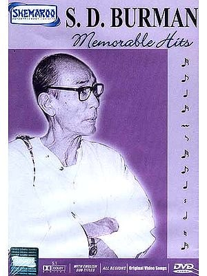 S.D. Burman Memorable Hits (DVD Video Songs with English Subtitles)