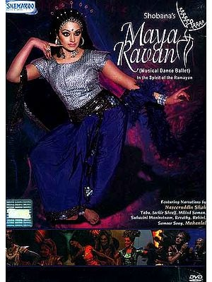 Shobana's Maya Ravan (Musical Dance Ballet In the Spirit of the Ramayan) (DVD Video)