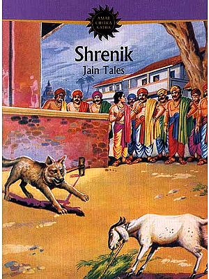 Shrenik Jain Tales (Comic Book)