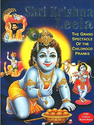 Shri Krishna Leela: The Grand Spectacle of the Childhood Pranks