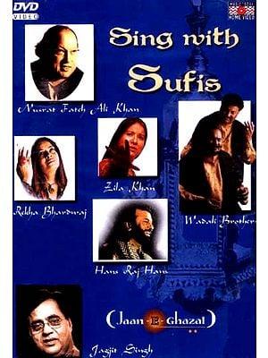 Sing with Sufi's ( Jaan - E - Ghazal) (DVD Video)