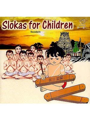 Slokas for Children Sanskrit (Audio CD)