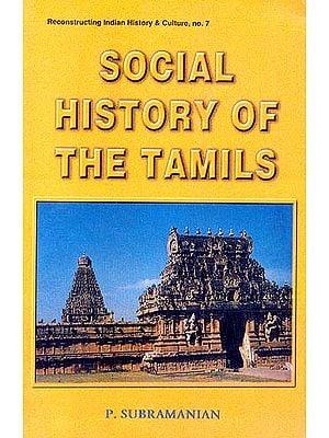 Social History of the Tamils (1707-1947)