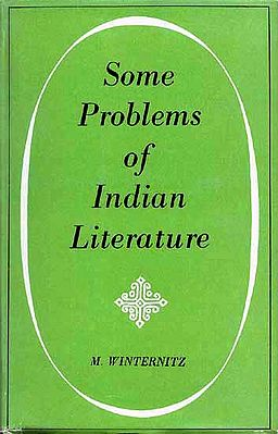 Some Problems of Indian Literarure