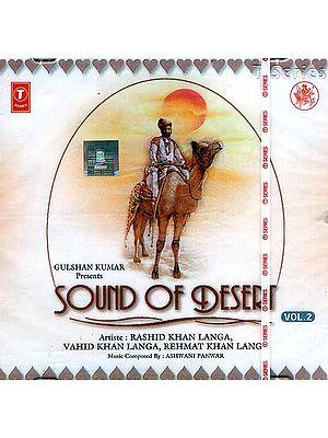 Sound of Desert (Vol. 2) (Audio CD)