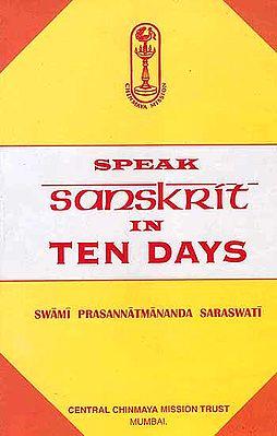 Speak Sanskrit in Ten Days ((With Transliteration))