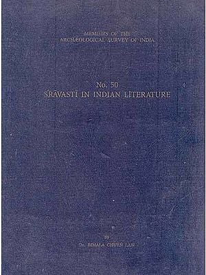 Sravasti in Indian Literature