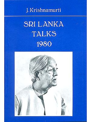 Sri Lanka Talks 1980