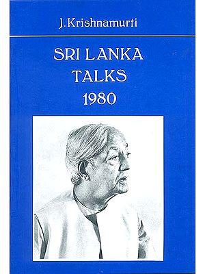 Sri Lanka Talks 1980