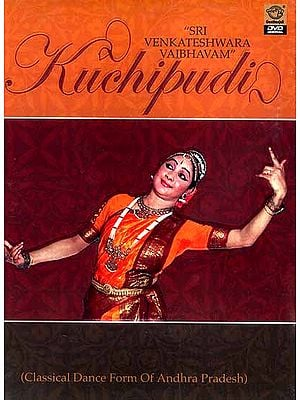 "Sri Venkateshwara Vaibhavam"" Kuchipudi (Classical Dance Form of Andhra Pradesh) (DVD Video)"