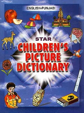Star English-Punjabi Children's Picture Dictionary (With Roman)