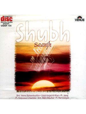 Subh Saanjh (Audio CD)