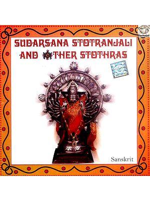 Sudarsana Stotranjali And Other Stothras (Sanskrit) (Audio CD)