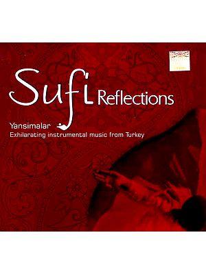 Sufi Reflections : Exhilarating Instrumental Music From Turkey (Audio CD)