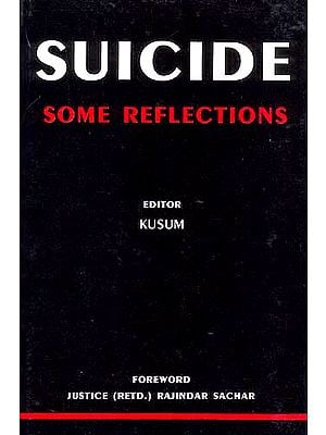 SUICIDE: Some Reflections