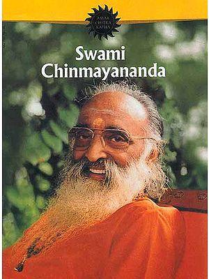Swami Chinmayananda (Paperback Comic Book)