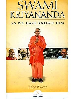 Swami Kriyananda As We Have Known Him