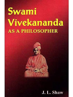 Swami Vivekananda as a Philosopher