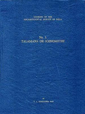 TALAMANA OR ICONOMETRY
